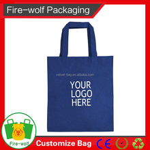 100% Qc Custom Made Fancy Waterproof Laminated Non Woven Shopping Bag