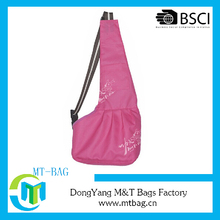 Comfortable pet bag lovely dog for outdoor BSCI supplier