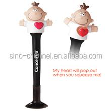 china cute ball pen manufacturer