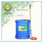 16L agricultura mochila pulverizador de pesticidas elétrica KXF-16L