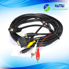 New design micro usb to vga cable for sale