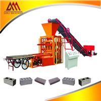 QT4-26 ideal model for medium and small sized investors brick making machine, hollow block making machine philippine