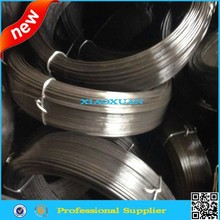 hot dipped galvanized oval wire/cattle oval fence wire to brazil market