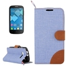 cellphone mobile accessories magnetic leather case for alcatel one touch pop c5