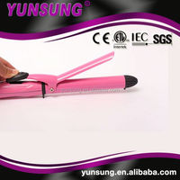 2014 colorful self-grip plastic velcro hair curler/hair roller