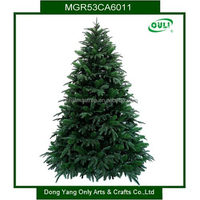 BSCI ! 6FT/180CM Natural Green PE Tips Premium Artificial Christmas Pine Tree