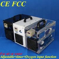 CE FCC ozone sterilization machine / ozone generator / ozone disinfector for water treatment