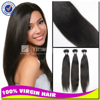 70 300g excellent quality hair, 100% genuine raw brazilian hair extension