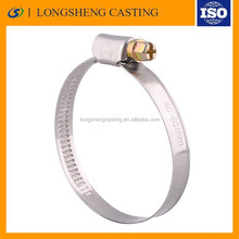German stainless steel hose clamps