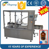 Auto 5ml 10ml 20ml 30ml 50ml 100ml filling machine(machine in stock,we have video)