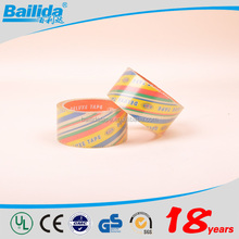 Full range of specifications and sizes various styles 50m pvc brown thin adhesive tape
