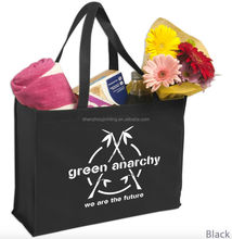 Import cheap goods from china pp non woven bags for shopping/Colorful non woven reusable bag