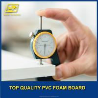 Hard surface / free foam, pvc foam board / sheet