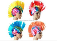 Fans chicken male hair wig manufacturers acting party wigs