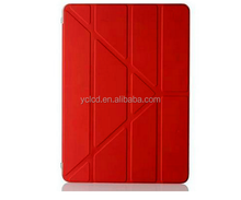 factory price transformerable folding smart tablet cover case for iPad 2