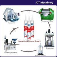 machine for making slicone sealnat manufacture