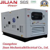 guangzhou factory price sale 20KW power silent electric diesel generator set genset 20 kw deut z generators for sale