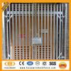 Galvanized & polyester palisade aluminium fence and gates ( strong style )