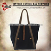 2014 Wholesale plain canvas tote bags for summer