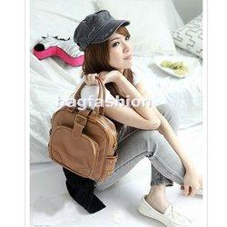 2012 Cheap PU Handbag Leather Backpack Elegance Shoulder Bag