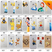 Cell Phone Cases For iPhone 4/4G 5/5S 5C 6 6Plus The Simpsons Case Homer