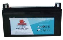 12v 120ah agm vrla ups battery/external battery ups12v 120ah