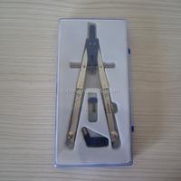 Zinc alloy Medium bow math compasses