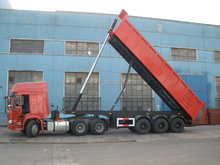 Huanda DUMP TRUCK TRAILER
