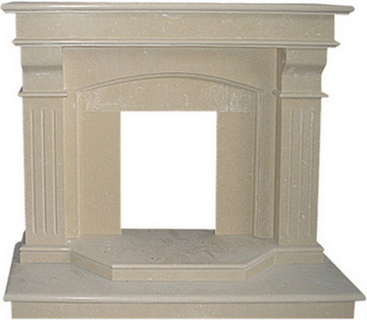 marble fireplace white fireplace(zt)05