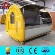 China 2015 hot selling food cart mobile,hamburgers carts food cart for sale