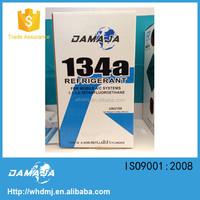 Auto Air Conditioning Refrigerant Gas r134a HFC 134a HFC-134A refrigerant gas