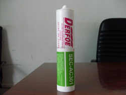 High quality construction material silicon sealant