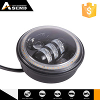 Export Quality Customizable Water Proof High Power 25W H7 Cob Led Auto Headlight