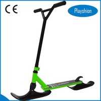 Snow kick scooter/snowscoot dirt / adult snow scooter