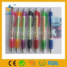 gift or official pen,newest promotion banner pen,eco-friendly ball pen