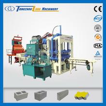 qt4-20c brick making machine haiti