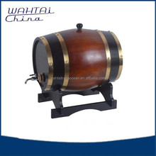 2015 Eco-friendly Wooden Wine Barrel Crafts