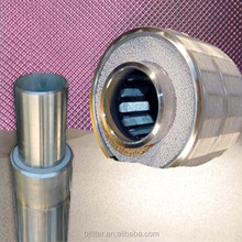 Dual Pre-packed well screen gravel sand filter pipe