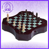 High quality & deluxe wooden chess game set