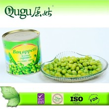 I am Looking For 2 Years Shelf Life Canned Green Peas DW1800g