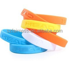 customized one direction Silicone Wrist band , fancy hand band (with any logo or text design)