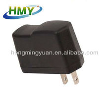 12V USB Plug Wall Mount Power Adapter