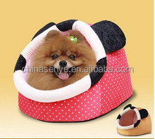 Funny dog/cat bed new mickey shape pet bed comfortable dog bed