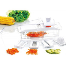 Manual vegetable grate,Plastic kitchen grater as seen on TV