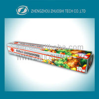 Good Quality household aluminum foil roll,tin foil and catering foil in rolls only 14.6% A.D.D. rate to EU