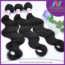 cheap 7A peruvian hair remy double track hair extension