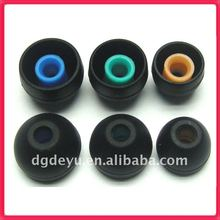 Replacement Earbud Silicone For sony MDR-EX700 1000 300 NC33 headphone earphones