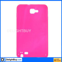 Fashion TPU Gel Case Cover for Samsung Galaxy Note GT-N7000 i9220 - Rose