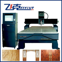 high quality single head CNC furniture woodworking cnc router