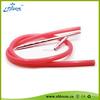 Shisha Mouthpiece aluminum silicone hookah hose with ice sticks